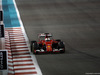 GP ABU DHABI, 29.11.2015 - Gara, Pit stop, Sebastian Vettel (GER) Ferrari SF15-T