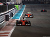 GP ABU DHABI, 29.11.2015 - Gara, Sebastian Vettel (GER) Ferrari SF15-T davanti a Kimi Raikkonen (FIN) Ferrari SF15-T