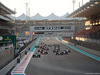 GP ABU DHABI, 29.11.2015 - Gara, Start of the race