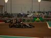 GP ABU DHABI, 29.11.2015 - Gara, Nico Hulkenberg (GER) Sahara Force India F1 VJM08