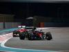 GP ABU DHABI, 29.11.2015 - Gara, Fernando Alonso (ESP) McLaren Honda MP4-30 e Sebastian Vettel (GER) Ferrari SF15-T