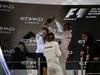 GP ABU DHABI, 29.11.2015 - Gara, Lewis Hamilton (GBR) Mercedes AMG F1 W06 e Nico Rosberg (GER) Mercedes AMG F1 W06