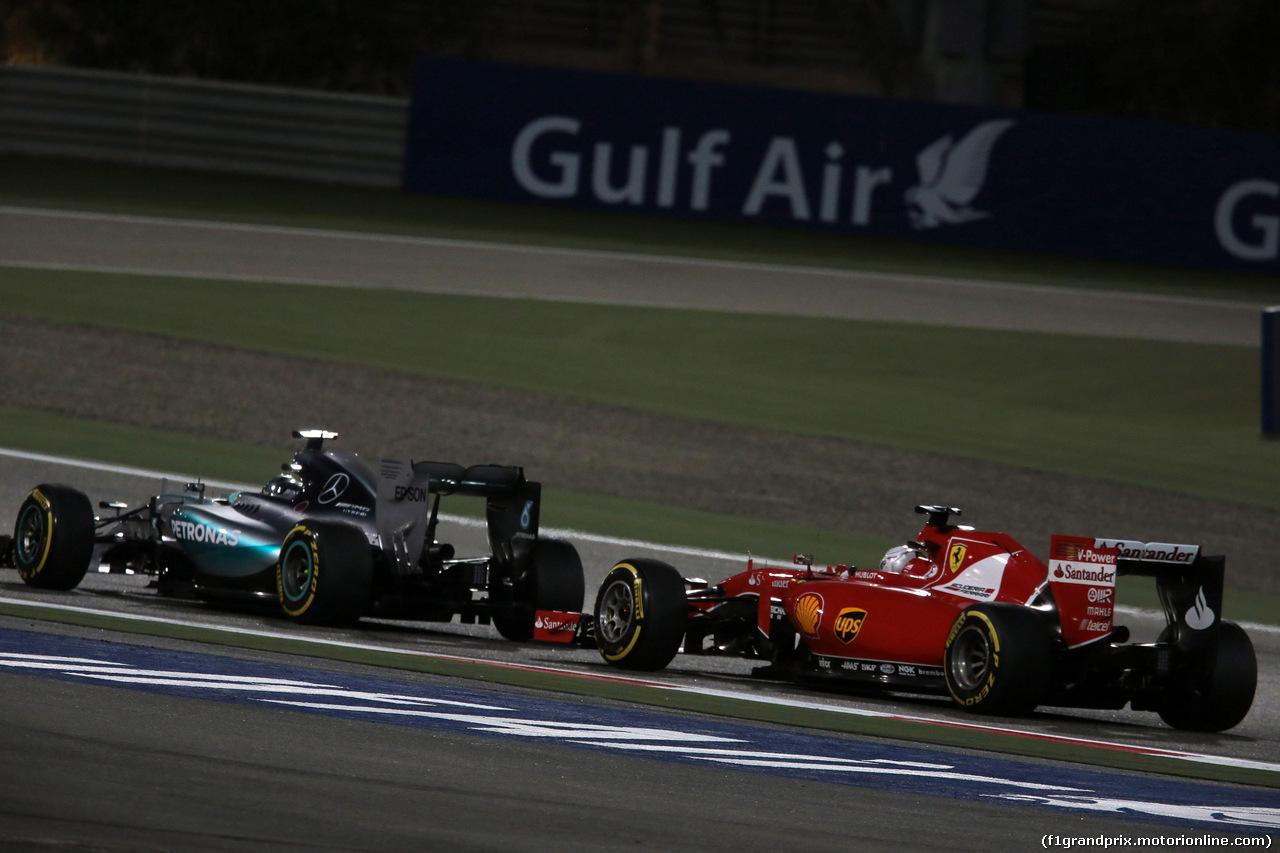 Formula 1 bahrain pictures