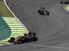GP BRASILE, 15.11.2015 - Gara, Jenson Button (GBR)  McLaren Honda MP4-30. davanti a Fernando Alonso (ESP) McLaren Honda MP4-30