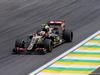 GP BRASILE, 15.11.2015 - Gara, Pastor Maldonado (VEN) Lotus F1 Team E23