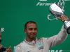 GP BRASILE, 15.11.2015 - Gara, secondo Lewis Hamilton (GBR) Mercedes AMG F1 W06