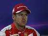 GP BRASILE, 15.11.2015 - Gara, Conferenza Stampa, Sebastian Vettel (GER) Ferrari SF15-T