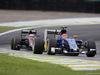 GP BRASILE, 15.11.2015 - Gara, Felipe Nasr (BRA) Sauber C34 davanti a Jenson Button (GBR)  McLaren Honda MP4-30.