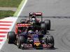 GP SPAGNA, 10.05.2015- Gara, Carlos Sainz Jr (ESP) Scuderia Toro Rosso STR10 e Romain Grosjean (FRA) Lotus F1 Team E23