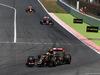 GP SPAGNA, 10.05.2015- Gara, Pastor Maldonado (VEN) Lotus F1 Team E23