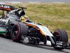 TEST F1 BARCELLONA 21 FEBBRAIO, Pascal Wehrlein (GER) Mercedes AMG F1 W06 Reserve Driver. 21.02.2015.