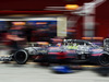 TEST F1 BARCELLONA 21 FEBBRAIO, Daniil Kvyat (RUS) Red Bull Racing RB11 practices a pit stop. 21.02.2015.
