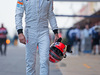 TEST F1 BARCELLONA 21 FEBBRAIO, Jenson Button (GBR) McLaren. 21.02.2015.