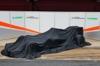 FORCE INDIA VJM09, The Sahara Force India F1 VJM09 under wraps. 22.02.2016.
