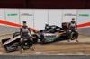 FORCE INDIA VJM09, (L to R): Sergio Perez (MEX) Sahara Force India F1 e Nico Hulkenberg (GER) Sahara Force India F1 unveil the Sahara Force India F1 VJM09. 22.02.2016.