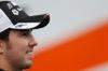 FORCE INDIA VJM09, Sergio Perez (MEX) Sahara Force India F1. 22.02.2016.
