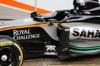 FORCE INDIA VJM09, Sahara Force India F1 VJM09 detail. 22.02.2016.