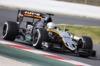 FORCE INDIA VJM09, Sergio Perez (MEX) Sahara Force India F1 VJM09. 22.02.2016.