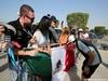 GP ABU DHABI, 27.11.2016 - Sergio Perez (MEX) Sahara Force India F1 VJM09
