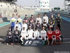 GP ABU DHABI, 27.11.2016 - Group photo 2016 F1 drivers.