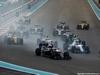 GP ABU DHABI, 27.11.2016 - Gara, Start of the race, Fernando Alonso (ESP) McLaren Honda MP4-31 e Valtteri Bottas (FIN) Williams FW38
