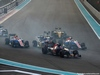 GP ABU DHABI, 27.11.2016 - Gara, Start of the race, Daniil Kvyat (RUS) Scuderia Toro Rosso STR11 e Pascal Wehrlein (GER) Manor Racing MRT05