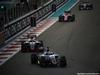 GP ABU DHABI, 27.11.2016 - Gara, Romain Grosjean (FRA) Haas F1 Team VF-16 davanti a Esteban Gutierrez (MEX) Haas F1 Team VF-16