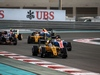 GP ABU DHABI, 27.11.2016 - Gara, Kevin Magnussen (DEN) Renault Sport F1 Team RS16 e Pascal Wehrlein (GER) Manor Racing MRT05