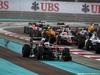 GP ABU DHABI, 27.11.2016 - Gara, Fernando Alonso (ESP) McLaren Honda MP4-31
