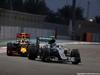 GP ABU DHABI, 27.11.2016 - Gara, Nico Rosberg (GER) Mercedes AMG F1 W07 Hybrid e Max Verstappen (NED) Red Bull Racing RB12