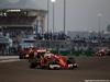 GP ABU DHABI, 27.11.2016 - Gara, Kimi Raikkonen (FIN) Ferrari SF16-H