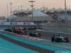 GP ABU DHABI, 27.11.2016 - Gara, Start of the race