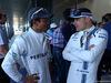 GP AUSTRALIA, 20.03.2016 - Rio Haryanto (IND) Manor Racing MRT05 e Valtteri Bottas (FIN) Williams FW38