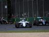 GP AUSTRALIA, 20.03.2016 - Gara, Felipe Massa (BRA) Williams FW38 e Lewis Hamilton (GBR) Mercedes AMG F1 W07 Hybrid