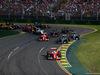 GP AUSTRALIA, 20.03.2016 - Gara, Start of the race, Sebastian Vettel (GER) Ferrari SF16-H
