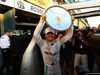 GP AUSTRALIA, 20.03.2016 - Gara, Festeggiamenti, Nico Rosberg (GER) Mercedes AMG F1 W07 Hybrid vincitore