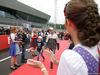 GP AUSTRIA, 03.07.2016 - Drivers Parade, Romain Grosjean (FRA) Haas F1 Team VF-16