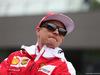 GP AUSTRIA, 03.07.2016 - Drivers Parade, Kimi Raikkonen (FIN) Ferrari SF16-H
