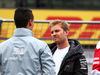 GP AUSTRIA, 03.07.2016 - Drivers Parade, Nico Rosberg (GER) Mercedes AMG F1 W07