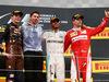 GP AUSTRIA, 03.07.2016 - Gara, The podium (L to R): Max Verstappen (NLD) Red Bull Racing, second; Lewis Hamilton (GBR) Mercedes AMG F1, vincitore; Kimi Raikkonen (FIN) Ferrari, third. 03.07.2016.