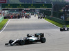 GP BELGIO, Lewis Hamilton (GBR) Mercedes AMG F1 W07 Hybrid on the formation lap. 28.08.2016. Gara