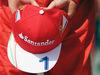 GP BELGIO, Kimi Raikkonen (FIN) Ferrari as the grid observes the national anthem. 28.08.2016. Gara