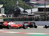 GP BELGIO, Sebastian Vettel (GER) Ferrari SF16-H spins at the partenza of the race. 28.08.2016. Gara