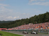 GP BELGIO, Romain Grosjean (FRA) Haas F1 Team VF-16 e Valtteri Bottas (FIN) Williams FW38 battle for position. 28.08.2016. Gara