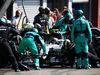 GP BELGIO, Nico Rosberg (GER) Mercedes AMG F1 W07 Hybrid makes a pit stop. 28.08.2016. Gara