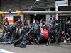 GP BELGIO, 28.08.2016 - Gara, Pit stop, Daniel Ricciardo (AUS) Red Bull Racing RB12