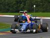 GP BELGIO, 28.08.2016 - Gara, Felipe Nasr (BRA) Sauber C34 davanti a Esteban Ocon (FRA) Manor Racing MRT05