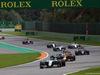 GP BELGIO, 28.08.2016 - Gara, Nico Rosberg (GER) Mercedes AMG F1 W07 Hybrid