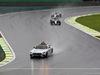 GP BRASILE, 13.11.2016 - Gara, Lewis Hamilton (GBR) Mercedes AMG F1 W07 Hybrid davanti a behind the Safety car