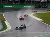 GP BRASILE, 13.11.2016 - Gara, Nico Rosberg (GER) Mercedes AMG F1 W07 Hybrid davanti a Max Verstappen (NED) Red Bull Racing RB12 e Kimi Raikkonen (FIN) Ferrari SF16-H